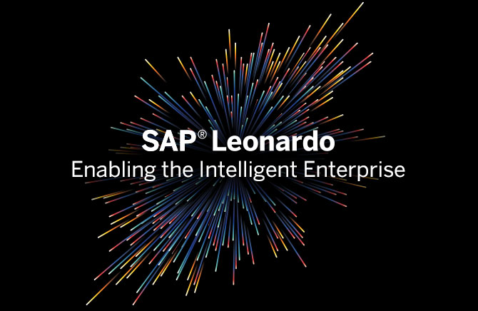 SAP Leonardo - Enabling the Intelligent Enterprise